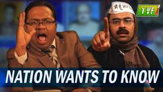 One of the Funniest Spoofs EVER: 'Bollywood Aam Aadmi Party : (TimesNow's) Arnab's Qtiyapa' by TheViralFever Videos