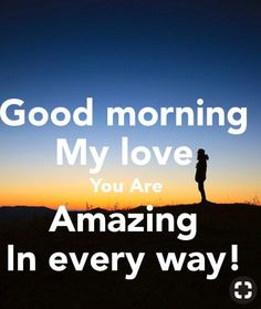 Good morning Tiff. I hope you slept well and that you have a great day. I sure would love to hear from you today.
