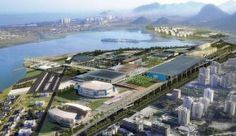 Project Kernel - The International Construction Network - News - Sports hall construction begins in Rio