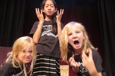 Aesop's Fables Summer Camp Seattle's Littlest Performers Seattle, WA #Kids #Events