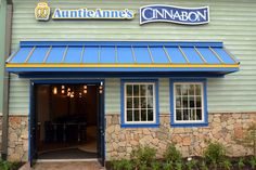 Auntie Anne's and Cinnabon - Feeling hungry while you visit the Island in Pigeon Forge? Stop by!
