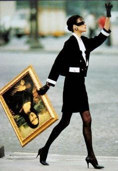 #Chanel Ad