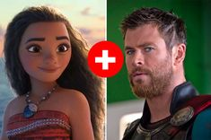 Which Disney Princess And Marvel Character Are You A Combination Of?