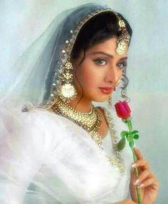 myluckyerror:Sridevi - Best Actor in the World Beautiful Bollywood Actress, Most Beautiful Indian Actress, Beautiful Actresses, Bollywood Stars, Indian Bollywood, Indiana, Actress Aishwarya Rai, Girls Magazine, Vintage Bollywood