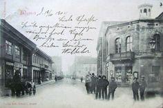 Klaipėda. Birža, apie 1900 m.