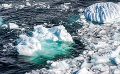 An Undeniable Link: Glacial Melt and Man-Made Climate Change
