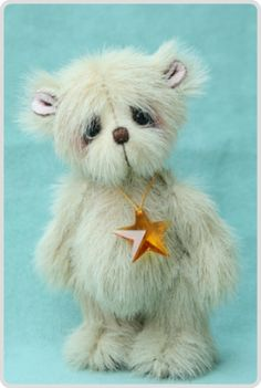 "4"" tall Star- PIPKINS BEARS"