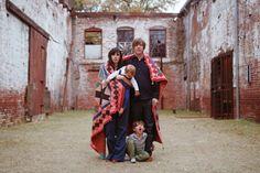 max wanger- family portraits