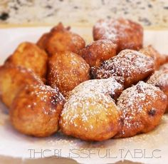 Banana Fritters by Chef Susan Spicer