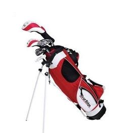 Tour Edge HT Max-J Set (Junior's, Ages 9-12, 7 Club Set, Left Handed, with Bag) at http://suliaszone.com/tour-edge-ht-max-j-set-juniors-ages-9-12-7-club-set-left-handed-with-bag/