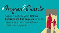 Abaixo-assinado · Assine para dar um basta na discriminação! · Change.org