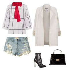 """""""Untitled #26"""" by amilaalicic ❤ liked on Polyvore featuring Hollister Co., L.K.Bennett, Steve Madden, Max & Moi, Tory Burch and Sara Roka"""