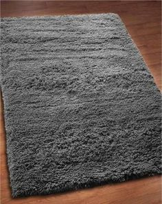 Blended Shags - Grey 252-140 x 200 cm. - Din tæppekæde.dk