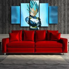 DRAGON BALL  GOKU Personalised Poster A5 Print Wall Art Fast Delivery ✔
