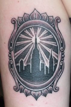 My NYC Tattoo by Brian Wren at Tattoo Culture, NYC