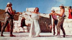 Jesus Christ Superstar costumes and sets