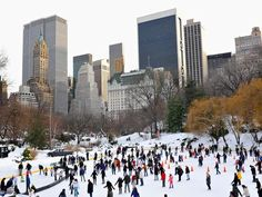 Christmas in New York, for all ages!