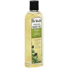 Bath Oils Dr Teal S Body