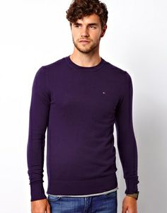 Hilfiger Denim Sweater with Crew Neck