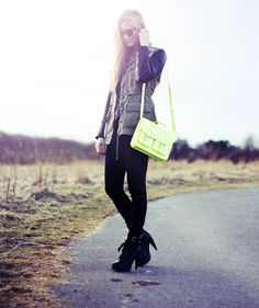 Touch of neon!
