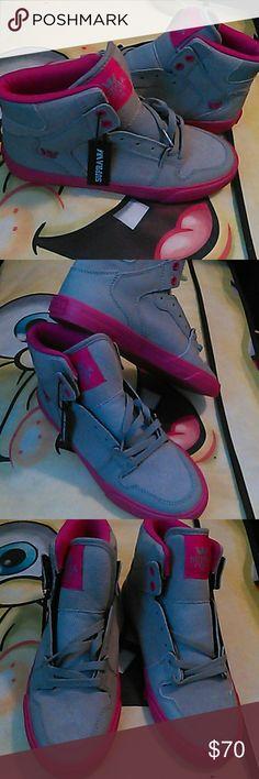 New Supra Sneakers New, NO Box Supra Shoes Sneakers