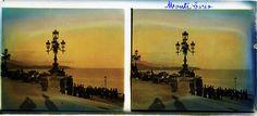 MONACO MONTE CARLO Côte d'Azur STEREO Plaque de verre positive 6x13cm, 1913   Collections, Photographies, Anciennes (avant 1900)   eBay!