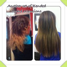 Bad to good Extensions, Long Hair Styles, Beauty, Beleza, Long Hair Hairdos, Cosmetology, Sew In Hairstyles, Hair Extensions, Long Hairstyles
