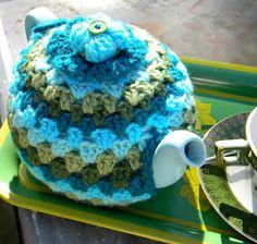 Tante's Teapot Cosy