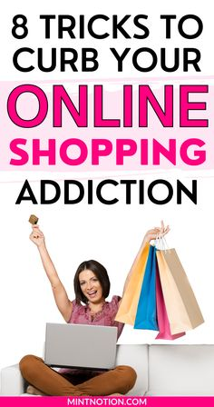 How I overcame my shopping addiction. Learn how to stop compulsive buying and curb the urge to overspend. Tips from a reformed shopaholic. Are your a shopaholic? 8 steps to stop a shopping addiction. How to stop buying unnecessary things. How to curb impulse spending. Retail therapy addiction.