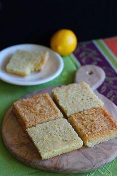 Lemon Thyme Shortbread Cookies from Sweet Cinnamon & Honey