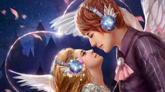 Fantasy Angel love