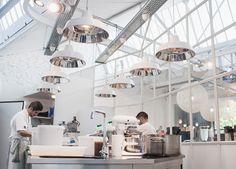 Nos cuisines, en totale transparence avec vous et l'équipe, une vraie transparence humaine!