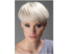 Krótkie fryzury damskie - nowoczesne i bardzo kobiece - Strona 34
