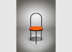 Altar Chair Orange Lifestyle