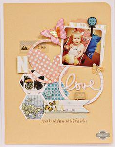 Love by Jen Jockisch at Studio Calico  #StudioCalicoPinToWin