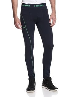37% OFF HEAD Men's Compression Pant (Navy) Mens Clothing Styles, Men's Clothing, Mens Compression Pants, Mens Fashion, Fashion Outfits, Black Jeans, Sweatpants, Running, Navy