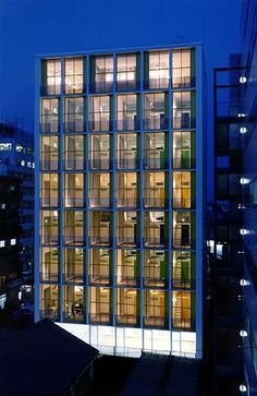 Urban Planning, It Works, Buildings, Multi Story Building, Japanese, Architecture, Home Decor, Arquitetura, Decoration Home