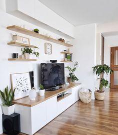 Home Living Room, Living Room Decor, Living Room Interior, Living Spaces, Living Room Tv Unit Designs, Home Decor Shops, Home Decor Inspiration, Decor Ideas, Home Interior Design