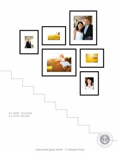 59 Best Photo Wall Collage Bedroom Layout Picture Arrangements Part 33 1 Stairway Pictures, Stairway Gallery Wall, Gallery Wall Layout, Stair Gallery, Frame Gallery, Collage Mural, Photo Wall Collage, Picture Wall, Picture Frames