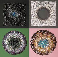 Arte con botones en iManualidades.com: manualidades y bricolage