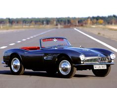 BMW 507, now that is a BMW I would want.