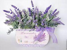 Lavender Cottage, Lavender Garden, Lavender Flowers, Purple Flowers, Lavander, Paper Napkins For Decoupage, Decoupage Vintage, Towel Crafts, Free Stencils