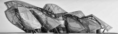 Frank Gehry Louis Vuitton Foundation.