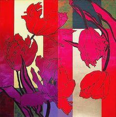 Tulip Tarentella  - Robert Kushner (American, born 1949)