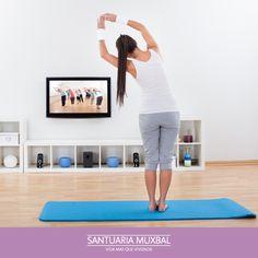 Para tener una vida saludable, debes evitar el sedentarismo ya que este puede traer inconvenientes para tu cuerpo.   ¡Busca el modo de realizar ejercicios en tu casa o nuestro club privado: ElTueré!