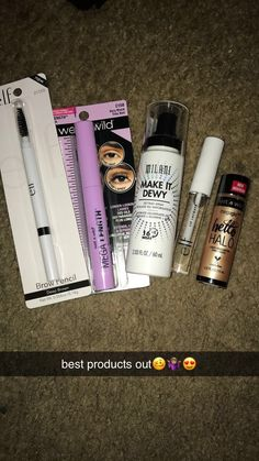 hacks every girl should know skin care *FTC Disclosure: This is an affiliate link, which means I may make a commission if you make a purchase through this link. Makeup 101, Drugstore Makeup, Skin Makeup, Makeup Cosmetics, Makeup Ideas, Drugstore Highlighter, Best Drugstore Mascara, Drugstore Foundation, Best Mascara