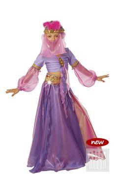 Карнавальный костюм Восточная красавица Восточная красавица