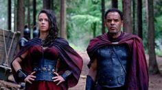 Atlantis 2 7 Medea (AMY MANSON), Goran (PETER DE JERSEY)