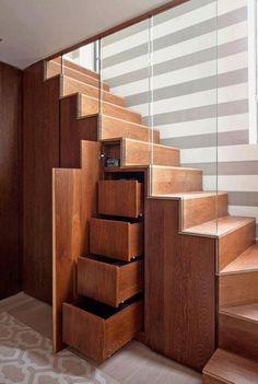 Take a glance at 15 under the stairs storage ideas to leave you speechless.