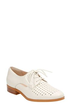 Clarks® 'Hotel Molly' Lace-Up Flat available at #Nordstrom